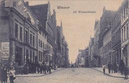 Wismar - Alt Wismarstrasse (animation) - Wismar