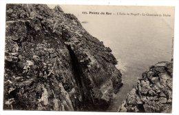 CP, 29, LA POINTE DU RAZ, L'Enfer De Plogoff, La Cheminée Du Diable, Vierge - La Pointe Du Raz