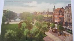 AK Düsseldorf, Königsallee Mit Stadtgraben Vom 17.9.1903 - Düsseldorf