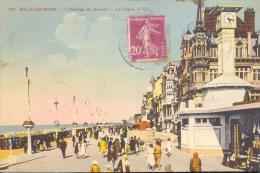 Malo-Les-Bains - L'Horloge Du Casino - La Digue - LL. - Malo Les Bains