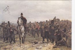 MILITARY  -THE RETURN FROM INKERMAN 1877 - Militaria