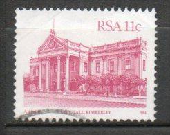 AFRIQUE DU SUD  Série Courante 1984 N°551 - Zuid-Afrika (...-1961)