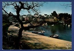 29 COMBRIT STE-MARINE Le Calme Du Petit Port ; Canots, Casiers - Combrit Ste-Marine