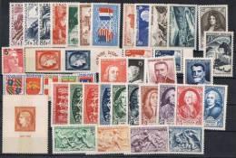 FRANCE Année Complète 1949 Neuve**  Luxe - France