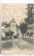 Darney - Château De Lichecourt - Darney