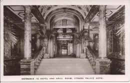 8627 - Entrance To Hotel And Grill Room Strand Palace Hotel - London