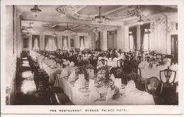 8628 - The Restaurant Strand Palace Hotel - London
