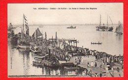 CPA: Sénégal - Dakar - 14 Juillet - La Jetée à L'heure Des Régates  (Editeur Fortier N°746) - Senegal
