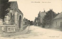 76 OFFRANVILLE - RUE DE LA POSTE - Offranville