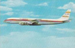 Iberia Douglas DC-8 Turbofan - 1946-....: Moderne