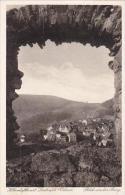 Germany Lindenfels Blick Von Der Burg