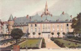 France Grenoble L'Hotel de Ville