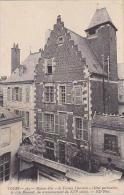 France Tours Maison Dite De Tristan Lbermite - Tours