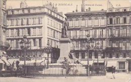 France Bordeaux Statue de Carnot 1915