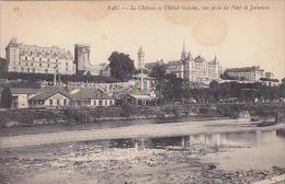 France Pau Le Chateau et l'Hotel Gassion
