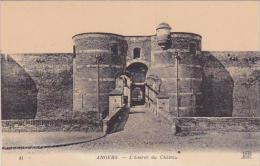 France Angers L'Entree du Chateau