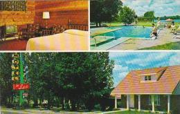 Canada Quebec Granby Motel Du Lac - Granby