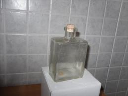 VECCHIA BOTTIGLIA FARMACEUTICA - Altri Bottiglie
