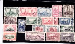 TURQUIE- VOIR CES 25 TIMBRES NEUFS*ET LES OBLITERATIONS - JE VENDS MA COLLECTION - 1858-1921 Empire Ottoman