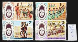 Est Africain 301 à 304 **   Côte 4 € - Kenya, Ouganda & Tanzanie