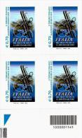 TURISMO, MANIFESTO STORICO ENIT: Codice A Barre 1545 Del 2013 - 6. 1946-.. Repubblica