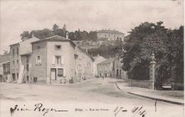 BRIEY RUE DES FOIRES 1904 - Briey