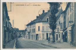 LOUVRES - Grande Rue - Louvres