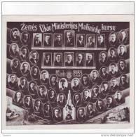ZUM Matininku Kursu 1933 M Laida - Lithuania