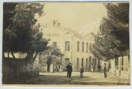 CDV 1860-70 Lebreton à Cette. Sète. Balaruc-les-Bains. Hôtel De L'Etablissement Thermal. - Antiche (ante 1900)