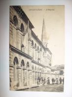 2rtg - CPA  - ANGOULEME - L'hôpital - [16] - Charente - Angouleme