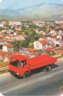 TRUCK, ZASTAVA Camion- Vintage Old Pocket Calendar - Petit Format : 1961-70