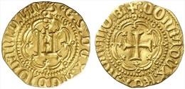 [DO] GENOVA - Galeazzo M. Sforza (1466-76)   DUCATO (Oro/Or/Gold) - Regional Coins