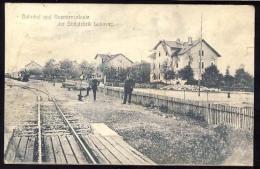 AK     BOSNA   BOSNIA   LUKAVAC   Bahnhof   Railway - Bosnia And Herzegovina