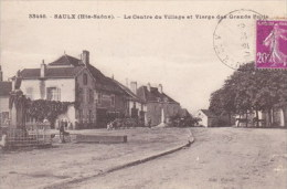 70 _  SAULX De VESOUL   _  Le  Centre  Du  Village  _ - France
