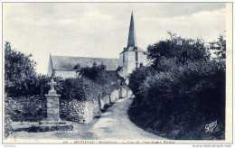 56  MUZILLAC- Vue De L´ancienne Eglise - Muzillac