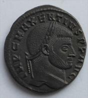 Maxence Maxentius Follis TRES JOLI - 7. L'Empire Chrétien (307 à 363)
