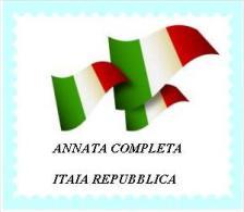 ITALIA REPUBBLICA - ANNATA COMPLETA NUOVA 1962 - MNH ** - COMPLETE YEAR - 6. 1946-.. Repubblica