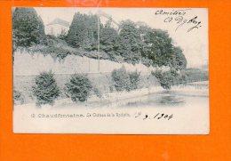 CHAUDFONTAINE - Le Château De La Rochette - Chaudfontaine