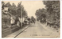 44 - LA BAULE (L.-Inf.) - Route Du Pouliguen - Artaud-Nozais N° 43 - La Baule-Escoublac