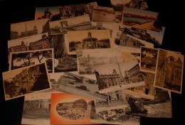 Lot De 35 CPA Et CPSM Petit Format Diverses Du Département Des BOUCHES Du RHONE - Cartes Postales
