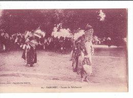 Dahomey Bénin Danses De Féticheuses - Benin