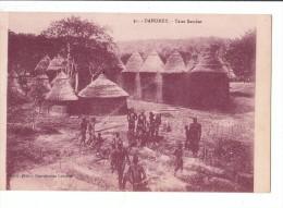 Dahomey Bénin Tatas Sambas - Benin