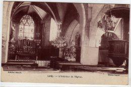 Lardy Interieur De L'eglise - Lardy