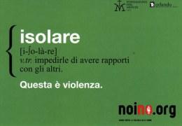 Uomini Contro La Violenza Maschile Sulle Donne - Werbepostkarten
