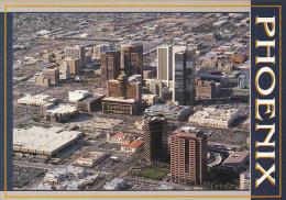 Aerial View Downtown Phoenix Arizona - Phoenix