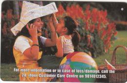 INDIA - Spice Telecom GSM, Sample - India
