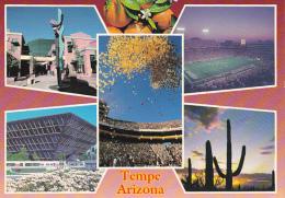 Multi View Greetings From Tempe Arizona - Tempe