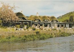 BT17803 Fishermans Cot Hotel Bicleigh Devon    2 Scans - England