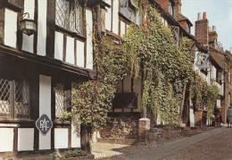 BT17806 Mermaid Inn Rye Sussex  2 Scans - Rye