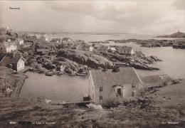 Norvège,vest Agder,los Havnen,petit Village De Pécheurs,roches Ayant Subi Le Pole Glaciaire - Norvège